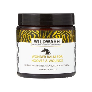 WildWash Horse Wonder Balm Balsam do kopyt i skaleczeń (100 ml)